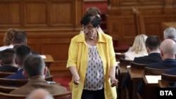 Най-възрастната депутатка Мика Зайкова вече се готви да открие трети парламент за 2021 г.