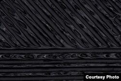 """Дело на Јанкуловски од циклусот """"Форми во црно"""""""