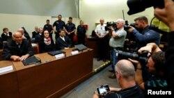 Суд по делу «Национал-социалистического подполья», Мюнхен, 11 июля 2018 года