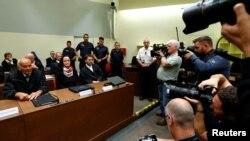 Суд усправе «Нацыянал-сацыялістычнага падпольля», Мюнхен, 11ліпеня 2018 году