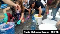 Шарената револуција ги подготвува боите пред Специјалното обвинителство.
