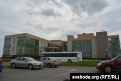 Навчально-тренувальний центр Білоруської АЕС