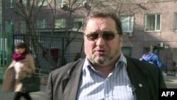 Aktiwist Andreý Babuşkin.