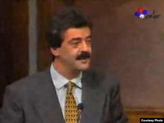 Bivši predsjednik Crne Gore Momir Bulatović