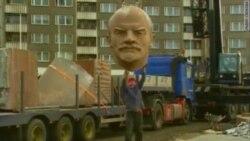 Под Берлином откопали голову Ленина