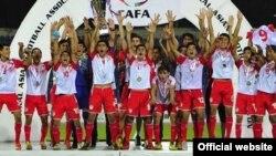 Фото сайта Федерации футбола Таджикистана
