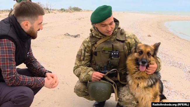 Микола Роговий, інспектор прикордонної служби