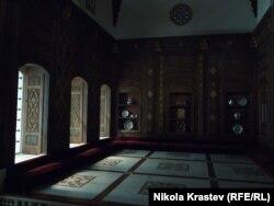 Damascus Room la Muzeul Metropolitan de Artă din New York