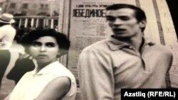 Кадр из фильма о Рудольфе Нурееве, снятый в Татарстане