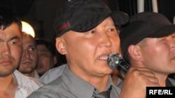 Женишбек Назаралиев, врач-нарколог и бывший кандидат в президенты Кыргызстана.