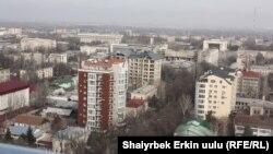 Бишкектин башкы планы 2006-жылы иштелип чыккан
