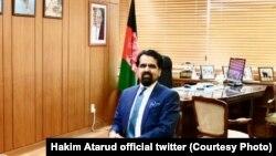 حکیم عطارد سفیر افغانستان در سئول