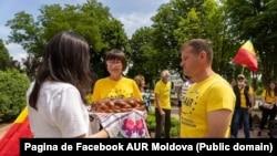 Foștii liberali Corina Fusu și Valeriu Munteanu în echipa AUR