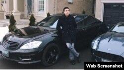 Уроженец Казахстана Карим Баратов, являющийся фигурантом дела о масштабной кибератаке на сети интернет-гиганта Yahoo.