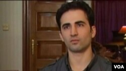 Amir Hekmati has been detained in Iran since 2011