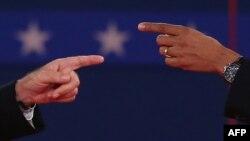 Mit Romeny dhe barack Obama