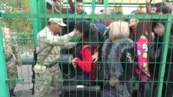 Кыргыз-казак чегинде кырдаал өзгөрүүсүз