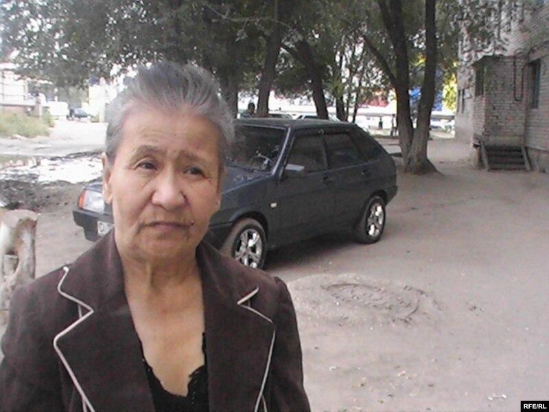 женщина на улице познакомилась