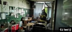 """Incendiul de la Spitalul pentru copii """"Sfânta Maria"""" din Iași nu s-a soldat, din fericire, cu victime."""