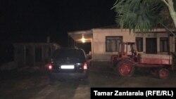 Накануне в доме Эсебуа, в домах других его родственников в селе Алерткари прошел обыск