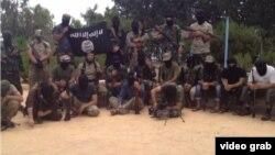 Hundreds of Central Asians have joined Islamist militants fighting the Syrian regime of Bashar al-Assad.