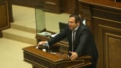 Գագիկ Ծառուկյանին մեղադրանք առաջադրելու և ազատությունից զրկելու միջնորդություններին ԱԺ-ն համաձայնություն տվեց