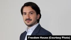 Adrian Shahbaz, menadžer istraživačkih projekata Freedom House-a