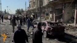 أخبار مصوّرة 7/01/2014: من انفجار سيارة ملغومة في كركوك إلى احتفالات عيد الميلاد الأرثوذكسي