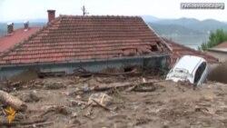 Світ у відео: У Сербії знову повені