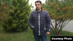 """Azadlig"" newspaper's correspondent in the southern region - Ziya Asadli. Azerbaijan"
