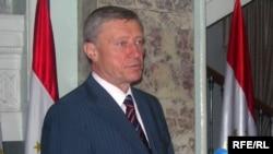 Николай Бордюжа дар Душанбе, 2 июли соли 2010