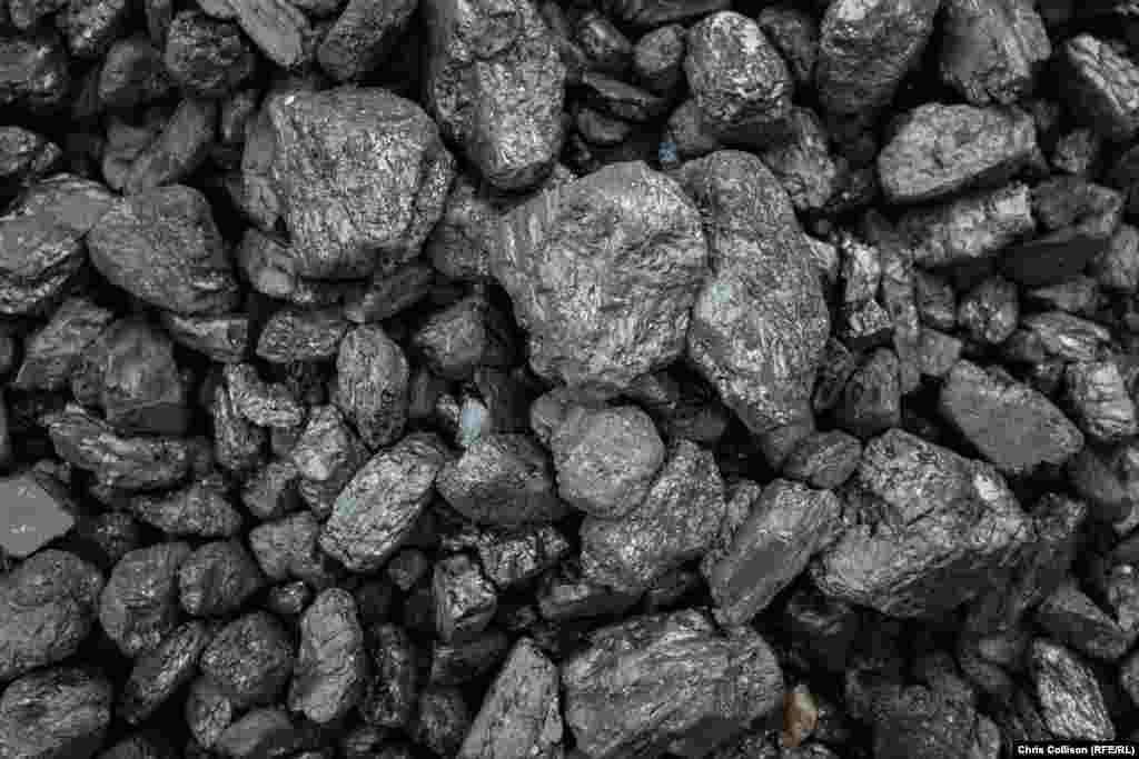 Вугілля, що видобувають на селидівських шахтах