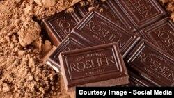 Украинский шоколад Roshen импортируется в Кыргызстан