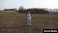 На луганскай зямлі з украінскага боку