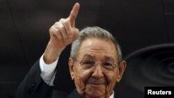 Presidenti i Kubës, Raul Castro, foto nga arkivi
