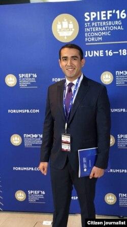 Тадбиркор Муҳаммадбобур Хўжаев