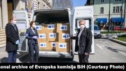Donacija EU i UNDP-a početkom aprila