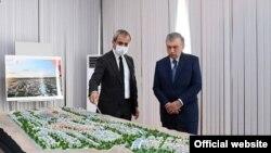 Шавкат Мирзиёев бо тарҳи шаҳри нави Андиҷон ошно мешавад.