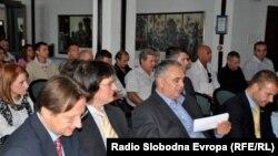 Македонско-словенечкиот бизнис ден во Охрид