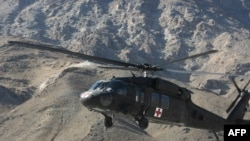 The U.S. arms sale includes 60 Black Hawk helicopters