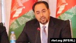د بهرنیو چارو وزیر صلاح الدین رباني