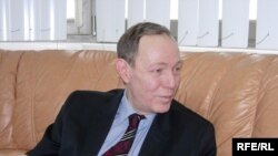 Бывший председатель Ленсовета Александр Беляев