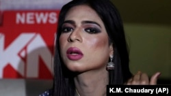 "Pakistan's first transgender newscaster, Marvia Malik: ""I have become a ray of hope for the community."""