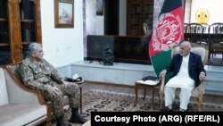 کابل ته د پاکستان پوځ د لوی درستیز جنرال قمر جاوېد باجوه وروستی سفر او له جمهور رئیس غني سرهیې لیدنه