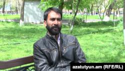 Гражданин Индии, переехавший в Армению вместе с семьей, 26 апреля 2019 г.