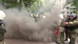 Беспорядки в Киеве 9 мая
