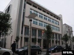 Zgrada Vlade Crne Gore, foto: Savo Prelević