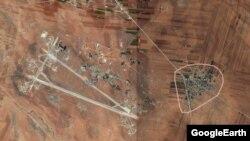 Авіабаза Шайрат на заході Сирії, архівне фото