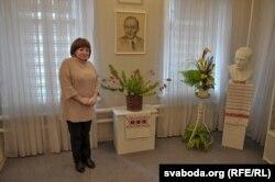 Директор музея Римма Абызова