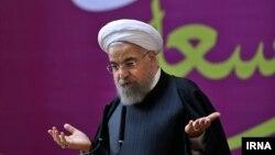 حسن روحانی، رئیسجمهور ایران در همایش ملی زنان، اعتدال و توسعه
